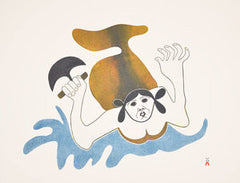 1986 Cape Dorset Print Collection