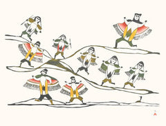 1987 Cape Dorset Print Collection
