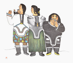 1991 Cape Dorset Print Collection