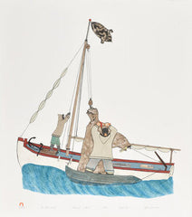 1992 Cape Dorset Print Collection