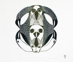 1995 Cape Dorset Print Collection
