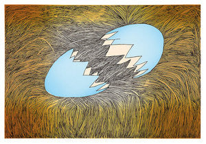 HATCHED - Northern Expressions | Shuvinai Ashoona - Print | | Canadian Indigenous & Inuit Art