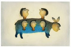 Northern Expressions | 2008 Cape Dorset Print Collection