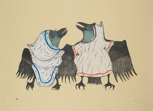 Northern Expressions | 2011 Cape Dorset Print Collection