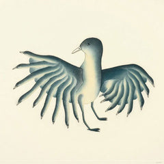 SHOREBIRDS - Northern Expressions | Qavavau Manumie - Print | | Canadian Indigenous & Inuit Art