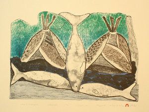 2000 Cape Dorset Print Collection | Northern Expressions