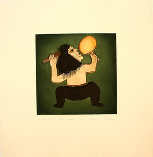 SOUL OF THE DANCER - Northern Expressions | Pitaloosie Saila - Print | | Canadian Indigenous & Inuit Art