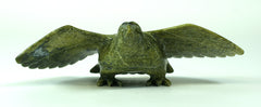Eagle byKilliktee Killiktee. Inuit soapstone carving. One-of-a-kind