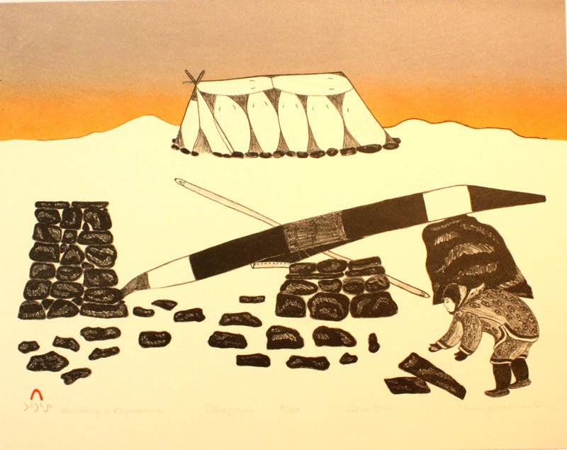 Building a Kayakkovik - Northern Expressions