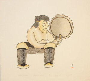 Northern Expressions I 1989 Cape Dorset Print Collection