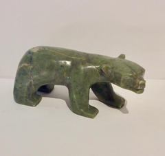 Polar Bear - Northern Expressions | Tommy Ezekiel - Carving | | Canadian Indigenous & Inuit Art