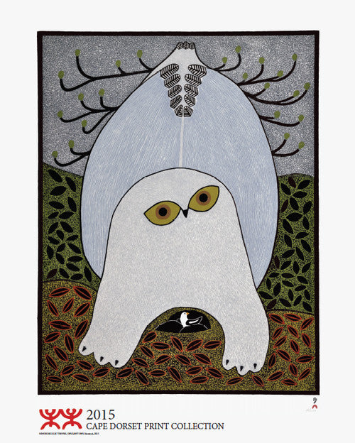 Poster. Cape Dorset Print Collection