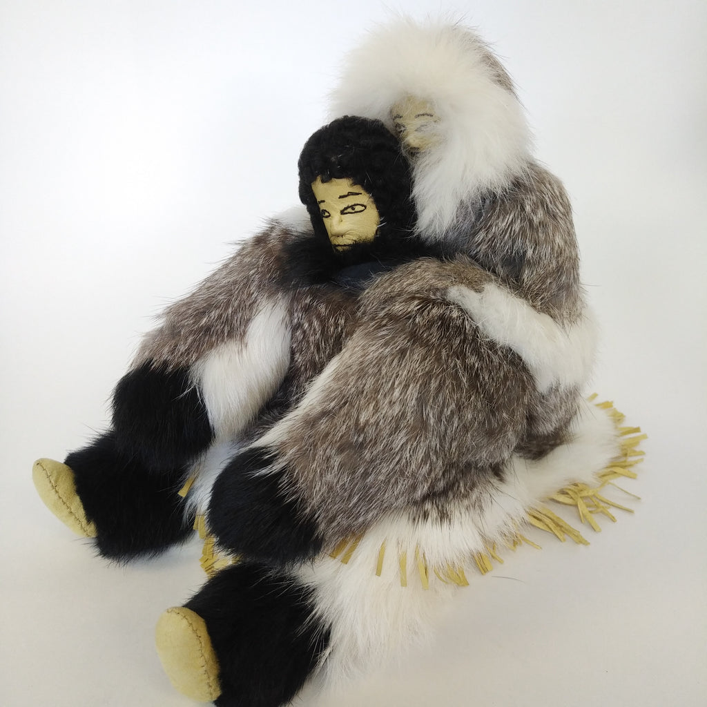 Inuit Doll - Northern Expressions | Eliktaq Iqalliyuq - Gift | | Canadian Indigenous & Inuit Art