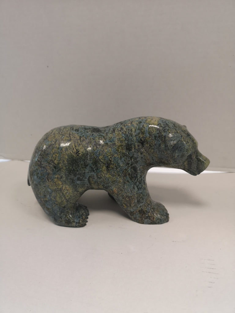 Bear - Northern Expressions | Kelly Etidloie - Carving | | Canadian Indigenous & Inuit Art