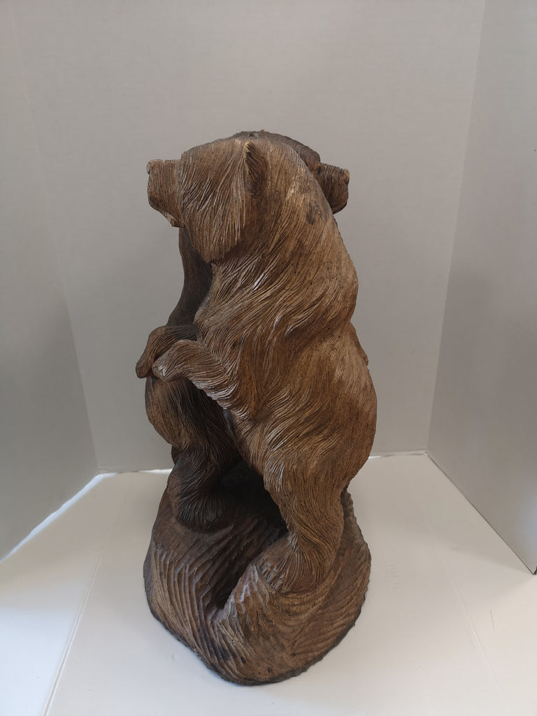 'Twins' - Bear Cubs - Northern Expressions | Josy Thomas - Carving | | Canadian Indigenous & Inuit Art