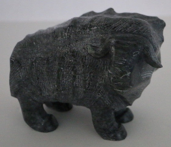 Musk Ox - Northern Expressions | Kiliktee - Carving | | Canadian Indigenous & Inuit Art