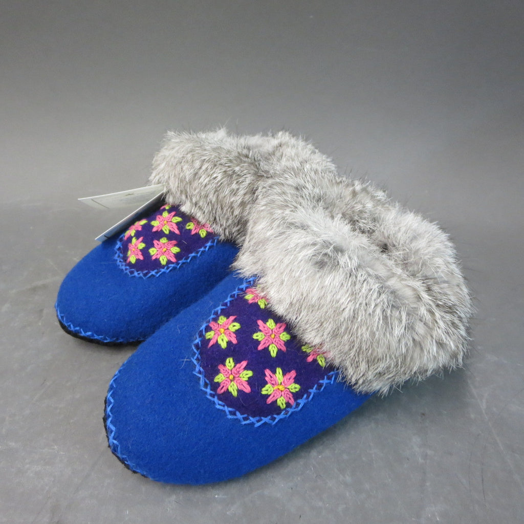 Children's Slippers - Northern Expressions | Northern Expressions - Gift | | Canadian Indigenous & Inuit Art
