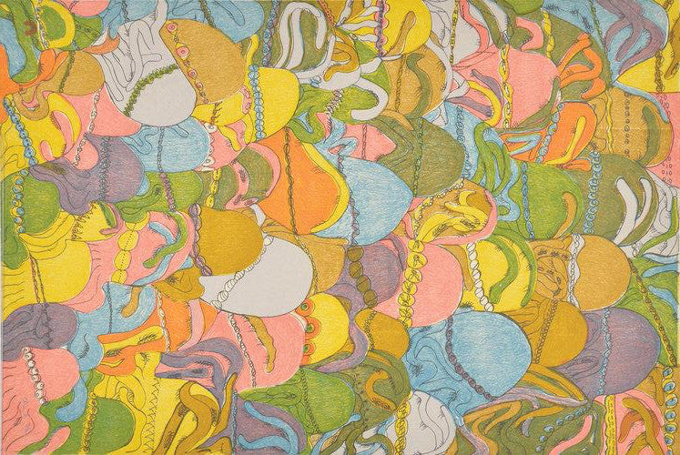 Octopuses - Northern Expressions | Shuvinai Ashoona - Print | | Canadian Indigenous & Inuit Art