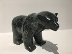 Walking Bear - Northern Expressions | Kiliktee Kiliktee - Carving | | Canadian Indigenous & Inuit Art