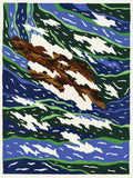Above the Storm - Northern Expressions | Ooloosie Saila - Print | | Canadian Indigenous & Inuit Art