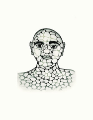 Pebble Man