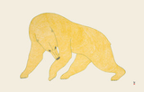 Mighty Bear - Northern Expressions | QUVIANAQTUK PUDLAT - Print | | Canadian Indigenous & Inuit Art