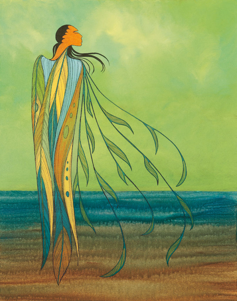Summer Winds - Northern Expressions | Maxine Noel - Print | | Canadian Indigenous & Inuit Art