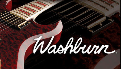 Washburn Sonamaster Guitars at Granata Music Ltd