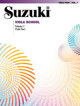 Suzuki Viola School, Volume 7 - Viola Part - Canada