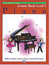 Alfred's Basic Piano Course - Lesson Book, Level 2 - Canada
