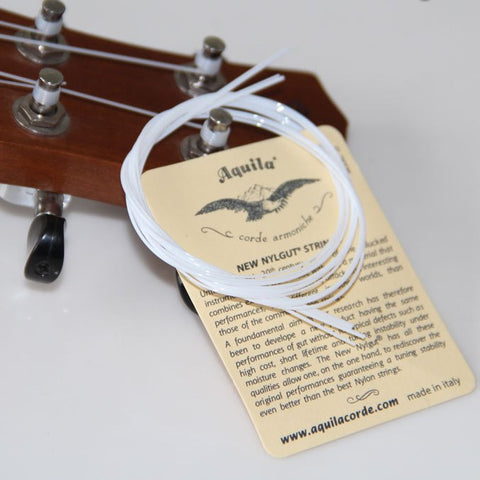 Aquila SUPERNYLGUT Ukulele Strings
