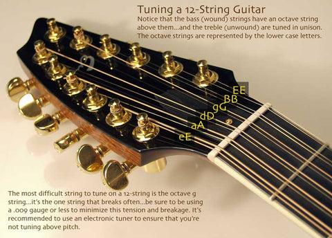 Re-String - 12-String Guitar - Canada