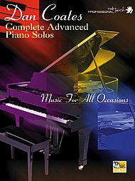 Dan Coates - Complete Advanced Piano Solos (Piano Solo) - Canada