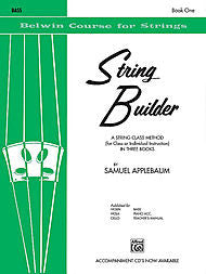 String Builder - Bass, Book 1 - Canada