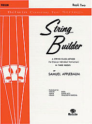 String Builder - Violin, Book 2 - Canada