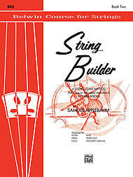 String Builder - Bass, Book 2 - Canada