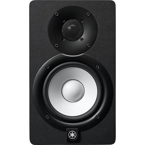 Yamaha HS5I 2-Way Bi-Amped Powered Studio Monitor (Black)