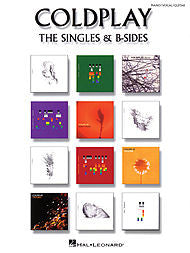 Coldplay - The Singles & B-Sides (Piano/Vocal/Guitar) - Canada