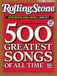 Selections from Rolling Stone Magazine's 500 Greatest Songs of All Time, Volume 1 (Horn In F) - Canada
