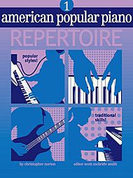American Popular Piano Repertoire - Level 1 (missing CD) - Canada