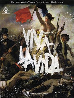 Coldplay - Viva La Vida (Guitar TAB/Sheet Music) - Canada