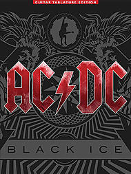 AC/DC - Black Ice (Guitar/Tab) - Canada