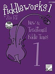 Fiddleworks Vol. 1 New & Traditional Fiddle Tunes - Canada