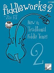 Fiddleworks Vol. 2 New & Traditional Fiddle Tunes - Canada