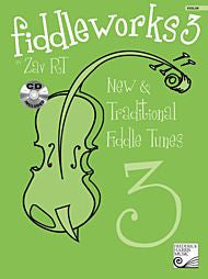 Fiddleworks Vol. 3 New & Traditional Fiddle Tunes - Canada