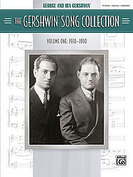 The Gershwin Song Collection - Volume 1: 1918-1930 (Piano/Vocal/Guitar) - Canada