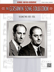 The Gershwin Song Collection - Volume 2: 1931-1954 (Piano/Vocal/Guitar) - Canada