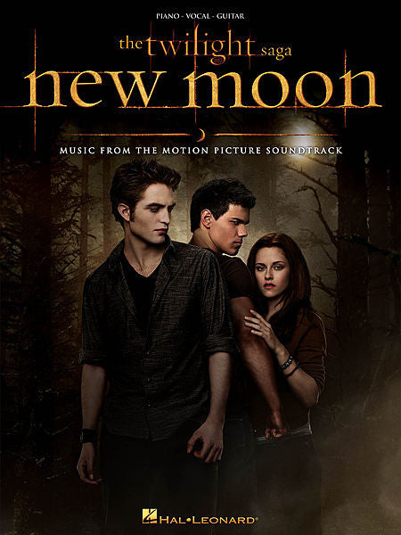 The Twilight Saga - New Moon (Piano/Vocal/Guitar) - Canada