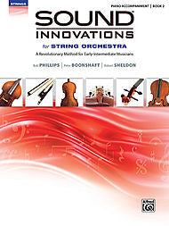 Sound Innovations For String Orchestra - Piano Accompaniment, Book 2 - Canada