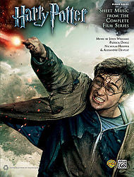 Harry Potter - Sheet Music From The Complete Film Series (Piano Solo) - Canada